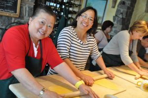 Italian Cooking Class in Viterbo, Soriano or central Italy. Cook with locals