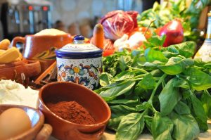Cooking class from Rome