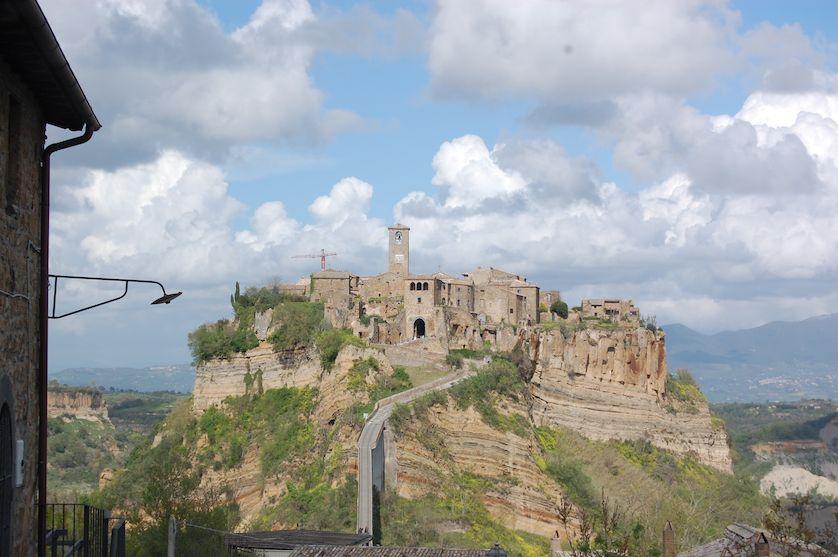 Tour Civita di Bagnoreggio