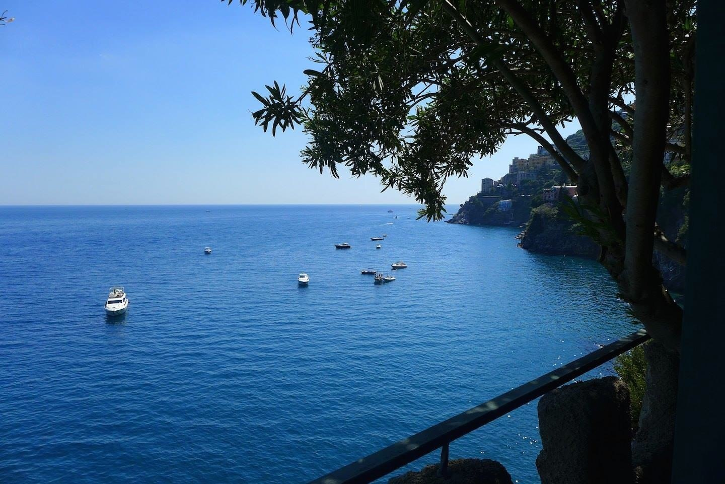 Day trip in Amalfi
