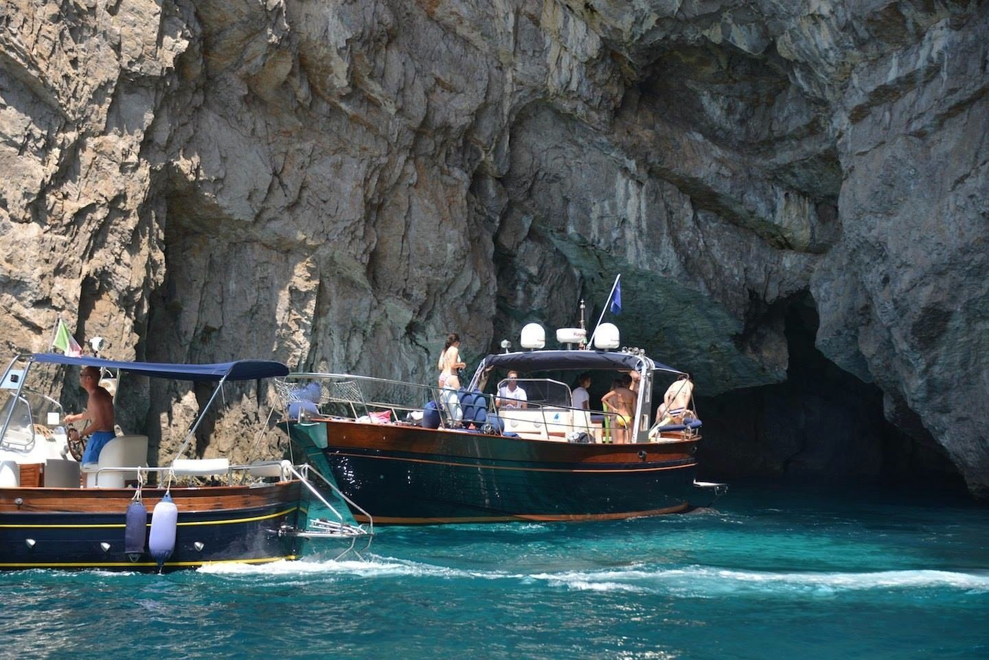 boats excursion Amalfi Coast