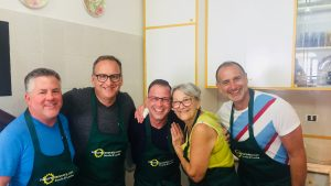 Hand's on cooking class Amalfi coast