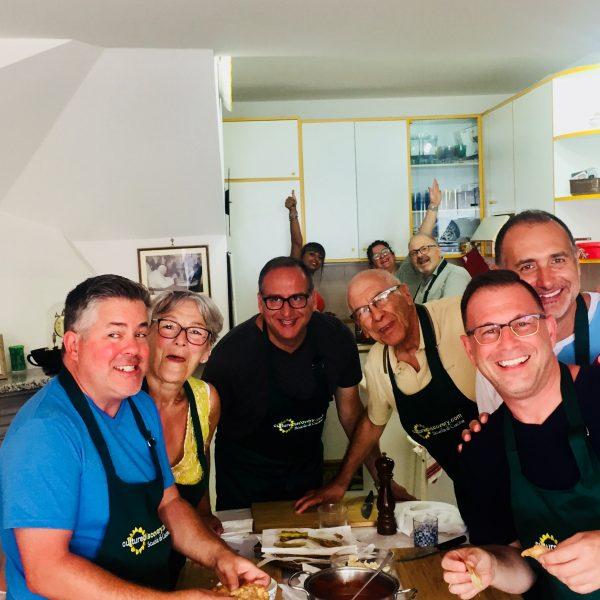 Cooking class Amafi coast