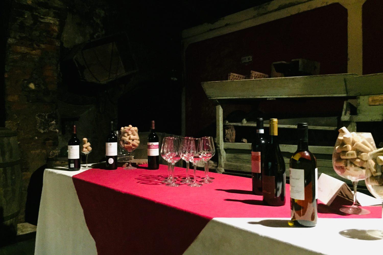 tuscia winery tour