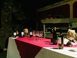 tuscia winery tour
