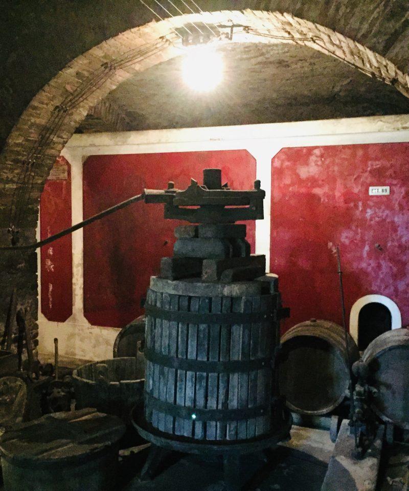 Olive Mill Orvieto