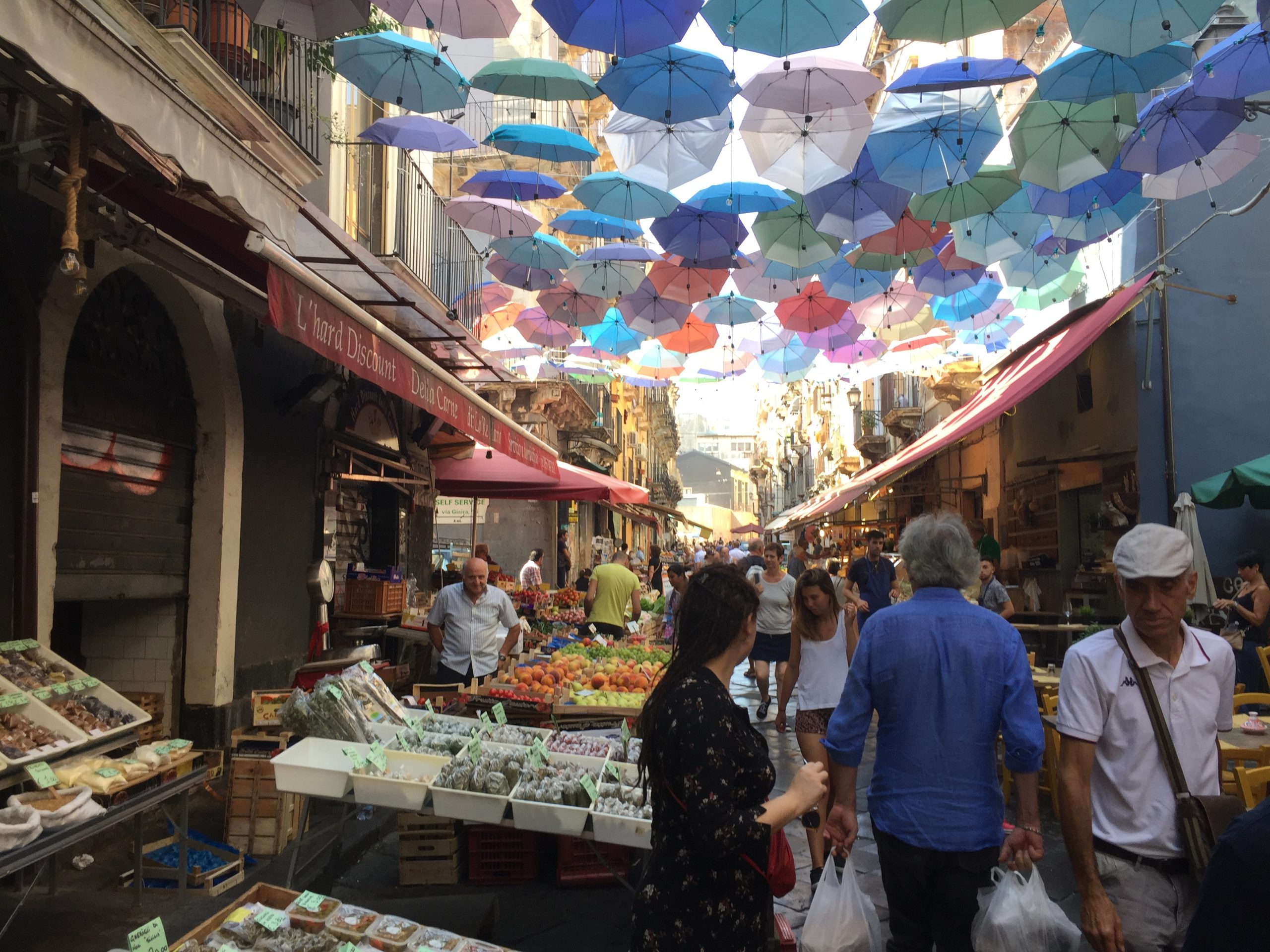 Food Tour Catania