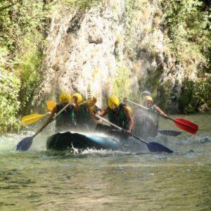 Gita con Rafting Umbria