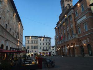 Best places to visit Umbria Foligno Piazza