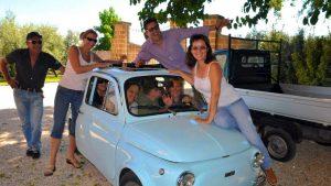 Fun tours Italy