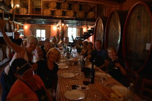 Wine tasting in Piedmont